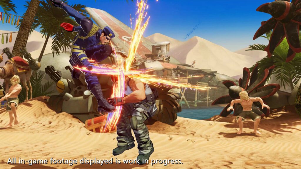 The King of Fighters XV 14102021 3