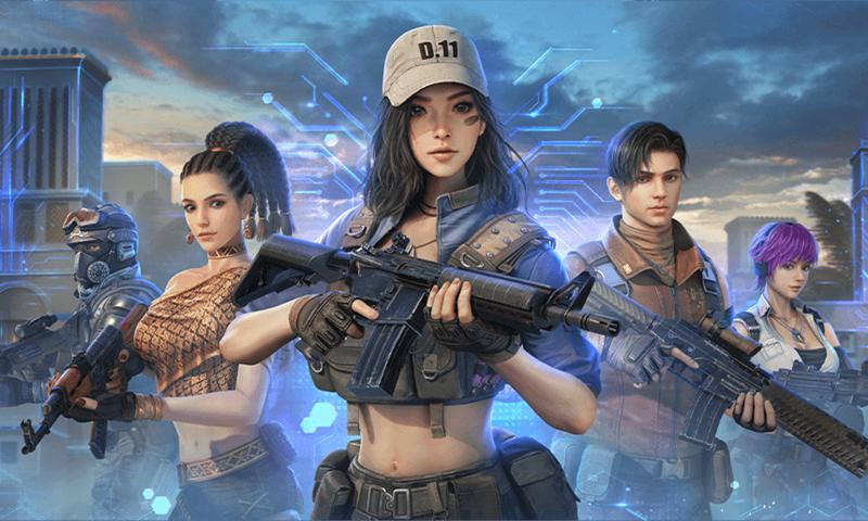 น่าสนใจ The Origin Mission เกมมือถือแนว FPS คล้ายเกมดัง