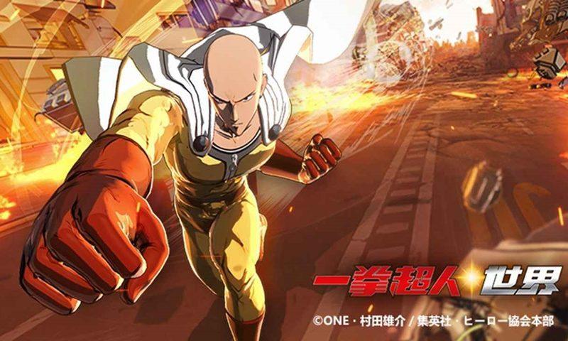 รอเลย One Punch Man : World จัดเต็มแอคชั่น 1V1 รับ CBT พฤศจิกายนนี้